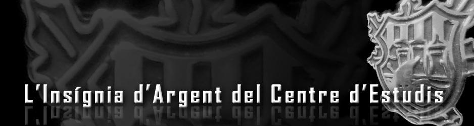 L'Insígnia d'Argent del Centre d'Estudis Vilassarencs